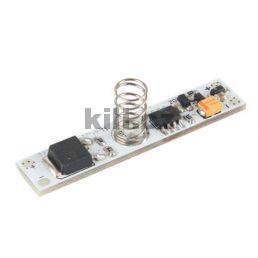 Vypínač a stmívač do LED profilu kapacitní LUX E 96W 12V, 3204029602