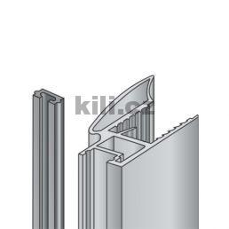 Profil SALU11N  2,7m stříbrný elox