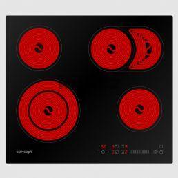 Varná deska sklokeramická Concept SDV 3760